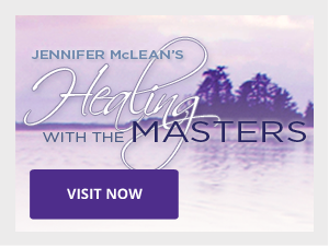 Visit Jennifer McLean's Healing With The Masters